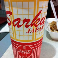 Photo taken at Sarku Japan by Brian W. on 11/15/2012
