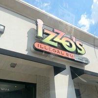 Photo taken at Izzo's Illegal Burrito by MIKKI O. on 9/14/2012