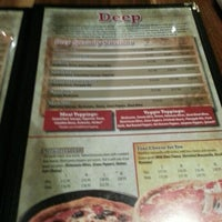 Photo taken at Chinnati's Pizza by Alex C. on 1/26/2013
