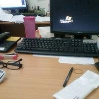 Photo taken at Adira Finance (Bandung 2) by Azelvia Sekar M. on 11/26/2012