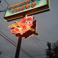 Photo taken at Torchy's Tacos by Jamie M. on 2/7/2013