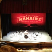 Photo taken at The Mahaiwe Performing Arts Center by Steven H. on 12/31/2012