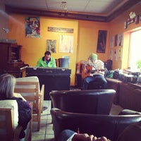 Photo taken at Umi Café by Craig on 4/28/2013