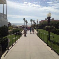 Photo taken at Beach Village at The Del by Hasan A. on 10/6/2012