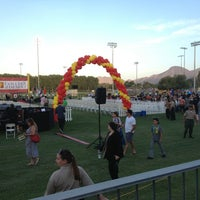 Photo taken at College Of The Desert by Su P. on 5/25/2013