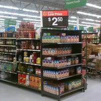 Photo taken at Walmart Supercenter by Dee R. on 11/8/2012