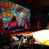 Photo taken at LOFT/PLUS ONE by Yukihiro M. on 10/13/2012