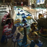 Photo taken at Mayan Adventure Waterpark by Michael P. on 3/24/2013