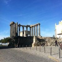 Photo taken at Templo de Diana by Joana S. on 10/6/2012
