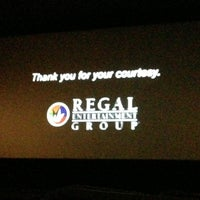 Photo taken at Regal Cinemas Augusta 10 by Don J. on 7/24/2013