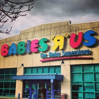 Photo taken at Babies R Us by Christian T. on 2/23/2013