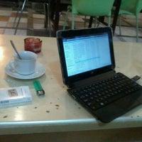 Photo taken at Dzaki Coffee by Ryan I. on 10/18/2012