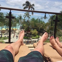 Photo taken at Hyatt Regency Waikiki Beach Resort and Spa by Charlene D. on 7/25/2013