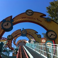 Photo taken at Primeval Whirl by Felipe G. on 11/9/2012