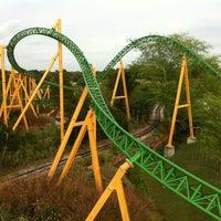 Photo taken at Busch Gardens Tampa by Felipe G. on 11/14/2012