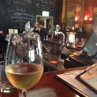 Photo taken at Stafford Road Wine Bar by Saxon D. on 12/4/2013