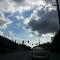 Photo taken at SW 80 St & SW 72 Ave by Juan J. P. on 5/15/2013