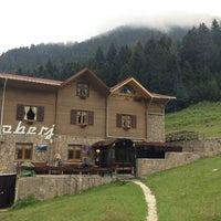 Photo taken at Bukla Oberj by Alphan on 7/27/2013