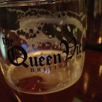 Photo taken at The Queen Vic by Den R. on 11/9/2012