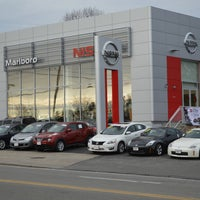 Photo taken at Marlboro Nissan by Marlboro Nissan on 3/3/2014