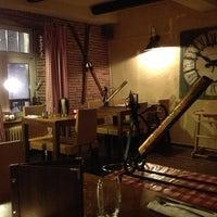 Photo taken at Le Bistrot De L'Entracte by Bert S. on 12/29/2012