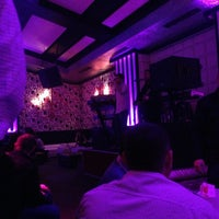 Photo taken at Cafe Del Mar Lounge by Banu J. on 4/13/2013