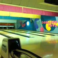 Photo taken at Donelson Bowling Center by Rachel C. on 3/9/2013