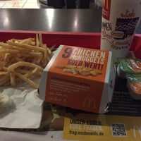 Photo taken at McDonald's by Dominik L. on 1/22/2015