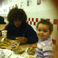 Photo taken at Five Guys by Charlie H. on 11/12/2013