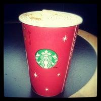 Photo taken at Starbucks by Sara M. on 12/4/2012