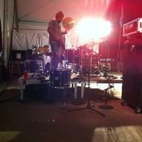 Photo taken at The Stage @ Balloon Fiesta Park by Marlon L. on 10/12/2012