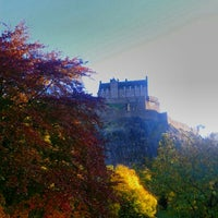 Photo taken at West Princes Street Gardens by HaxSyn on 11/2/2012