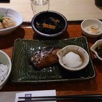 Photo taken at 大戶屋 Ootoya by Erin S. on 10/13/2013