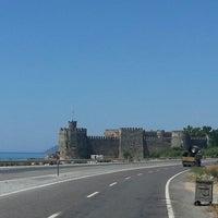 Photo taken at Anamur by 💕Hayat💕 on 6/20/2013