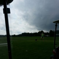 Photo taken at Waushara Country Club by Lisa G. on 6/1/2013