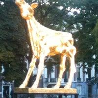 Photo taken at Utrecht City Theater by Sandra on 9/26/2012