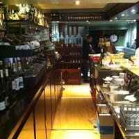 Photo taken at Le Cafe De La Paix by Laurent R. on 10/13/2012
