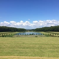Photo taken at Domaine national de Marly-le-Roi by Jas on 7/14/2016