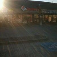 Photo taken at Domino's Pizza by Leiatonia N. on 9/15/2012