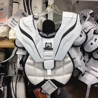 Photo taken at Hockey-X Superstore by Anna P. on 10/28/2013