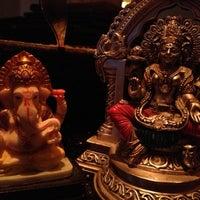 Photo taken at Rangoli India Restaurant by Trad'r Don on 4/21/2013