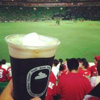 Photo taken at Fukuoka Yahuoku! Dome by watary on 6/1/2013