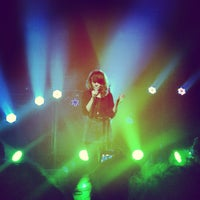 Photo taken at Lincoln Hall by Charlotte W. on 6/12/2013