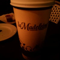 Photo taken at la Madeleine Country French Café by Monika M. on 11/3/2012
