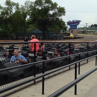 Photo taken at Big Chief's Go Carts by Brian L. on 6/10/2014