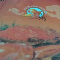Photo taken at Super Crab Porridge by Jadelyn T. on 1/1/2015