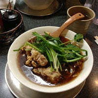 Photo taken at Suzu Noodle House by Todd C. on 3/16/2013