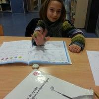 Photo taken at Biblioteca Municipal Vinaros by Andanna W. on 12/21/2013