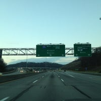 Photo taken at PA 885 by James R. on 12/19/2012
