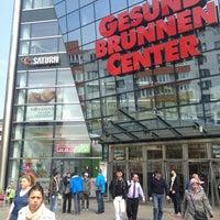 Photo taken at Gesundbrunnen Center by Aga on 4/22/2013